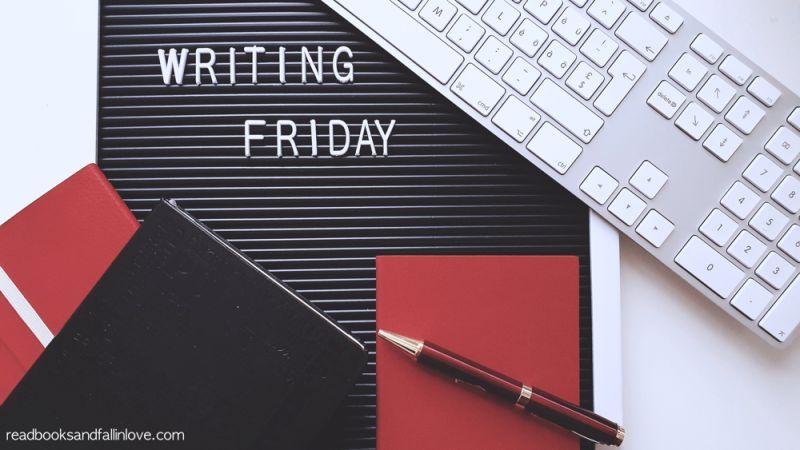 Writing Friday | Stef, Stefs Büro und sein schwarzerKaffee